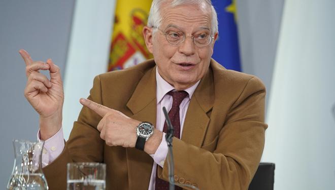 Borrell pide a la Ue que reconozca a Guaidó si no hay elecciones