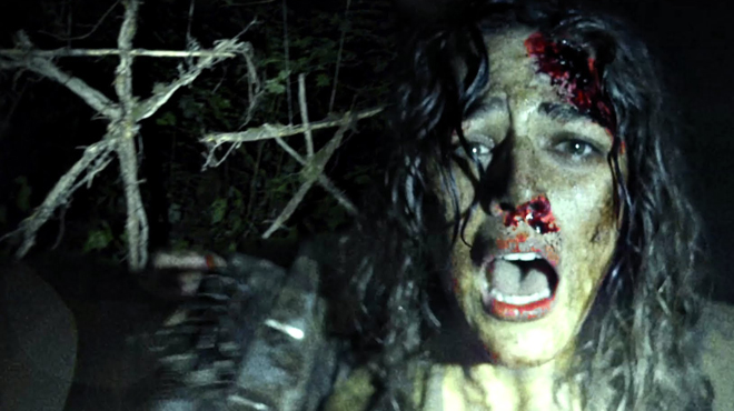 Tráiler de Blair witch (2016).