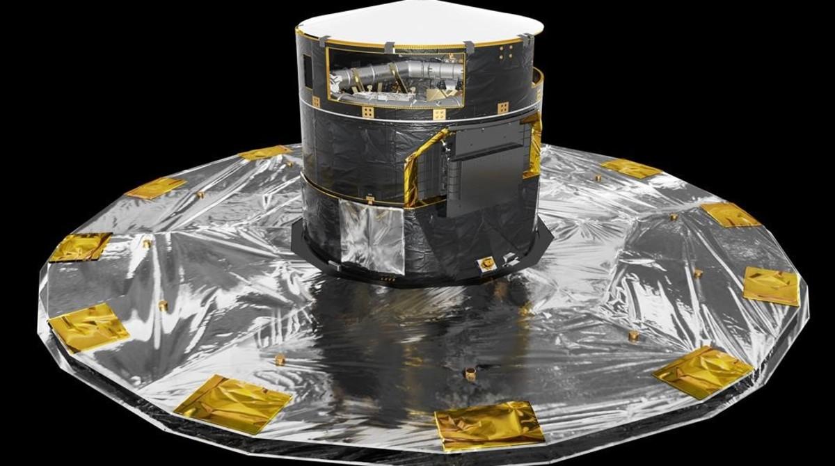 El telescopi 'Gaia' obté la imatge més completa de la Via Làctia