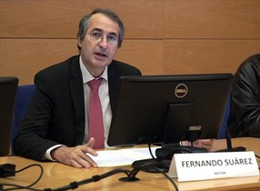Fernando Suárez Bilbao.