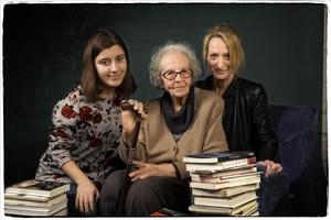 Las tres voces de este reportaje:Hypatia Pétriz, Teresa Juvé y Milena Busquets.