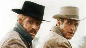 Un fotograma de la película Dos hombres y un destino.