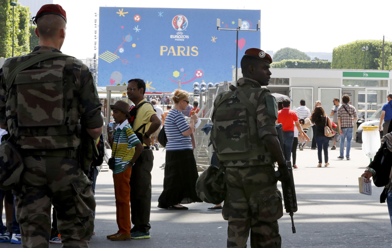 Francia blinda la Eurocopa ante ataques yihadistas.