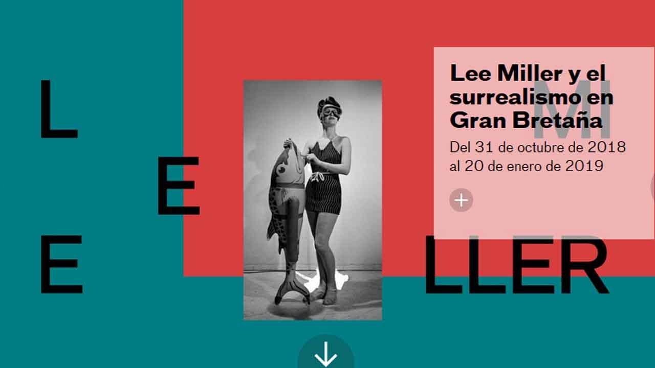 Martina Millà,cap de Programes de la Fundació Joan Miró, habla de Lee Miller.