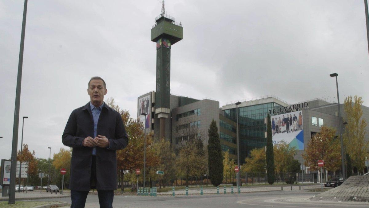 Hilario Pino en 'Dónde estabas entonces: Madrid'.