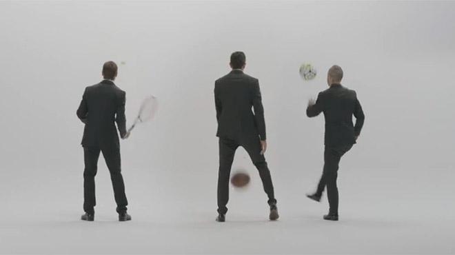 Ricky Rubio, Andrés Iniesta y David Ferrer son unos héroes, pero todos sabemos qué sólo hay un Bond, el agente 007.
