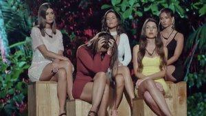'La isla de las tentaciones' | Christofer, desesperado tras la infidelidad de Fani y el intento de abandono de Fiama y Álex