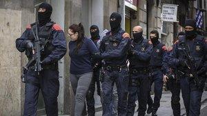 La inseguretat, la principal preocupació dels barcelonins