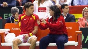 Espanya es complica la Copa Davis a Croàcia