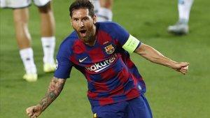 La ràbia de Messi