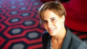 Eva Vila: «Mai m'he cregut el final de l''Odissea'»