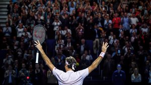 Federer assoleix el seu 99è títol a Basilea