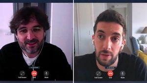 Évole charlará este domingo con Broncano ('La resistencia') sobre el humor en tiempos de coronavirus