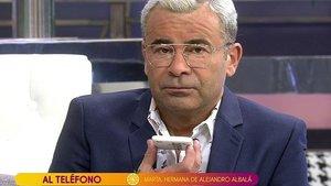 """Jorge Javier: """"Si yo he linchado a Alejandro Albalá, la cadena debería quitarme de 'GH Dúo'"""""""