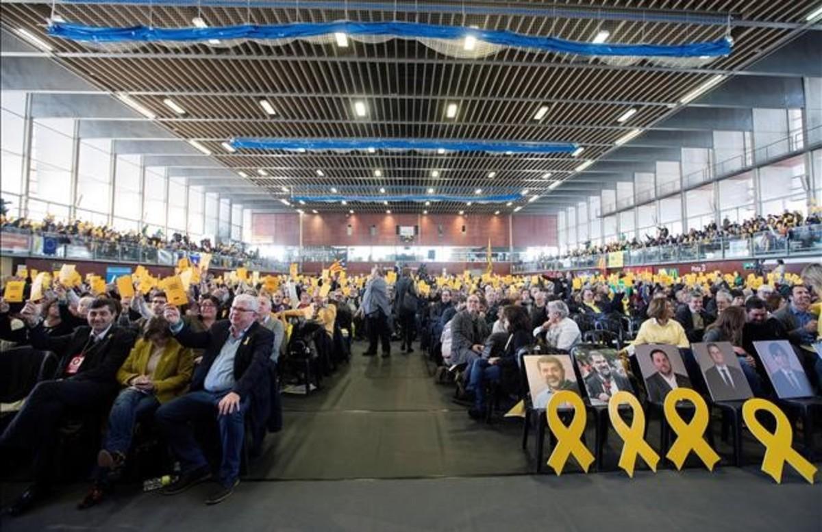 Tres candidats es postulen per liderar l'ANC