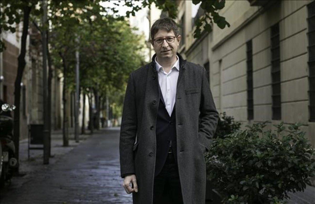 El 'exconseller' de Justícia, Carles Mundó.