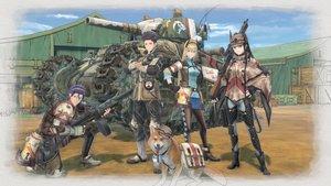 El juego Valkyria Chronicles 4.