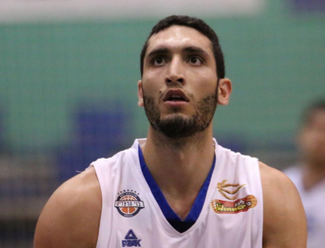Karam Mashour, en un partido de la liga israelí