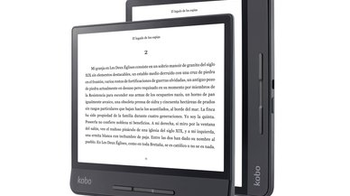 Kobo Forma: el nuevo 'e-reader' de alta gama con pantalla de 8 pulgadas
