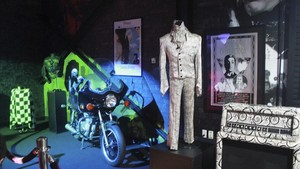 Subasta de objetos relacionados con Prince.