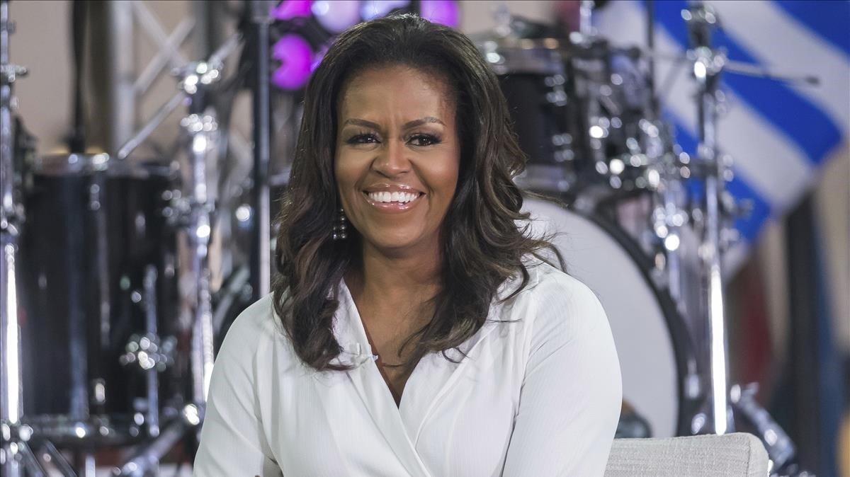 La revelación de Michelle Obama: sus hijas nacieron por 'in vitro'