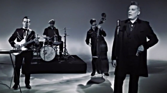 Loquillo & Nu Niles estrenen el videoclip de 'Tatuados'.