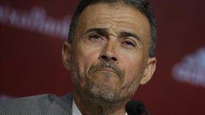Luis Enrique llamó desleal a su examigo y exayudante Robert Moreno