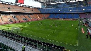 La Serie A italiana es planteja tornar als entrenaments el 18 de maig