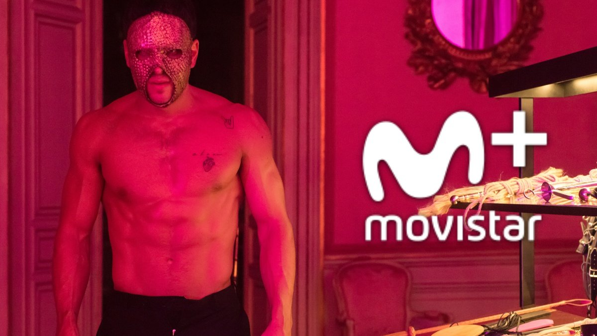 Mario Casas, protagonista de 'Instinto', la nueva serie de Movistar +.