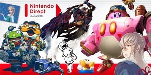 Nintendo Direct: nous jocs de Kirby i Paper Mario