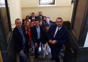 Mataró tindrà un govern de quinze membres, nou més que fins ara, durant aquest mandat