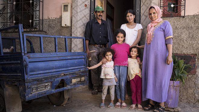 """Hablan las familias de los menas: """"Aquí no podemos ofrecerles nada"""""""