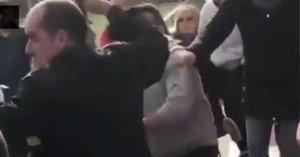 Imagen de la pelea.