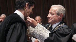 El expresidente del Tribunal Supremo Pascual Sala niega que hubiera rebelión en la causa del 1-O