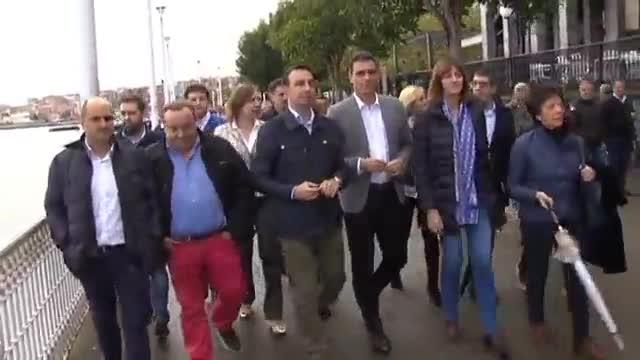 Pedro Sánchez ha hablado a cerca de las novedades de la cuestión catalana