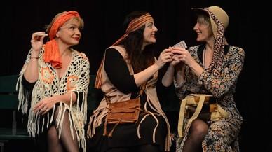 Las mujeres brillan en el festival de teatro en francés 'Oui!'