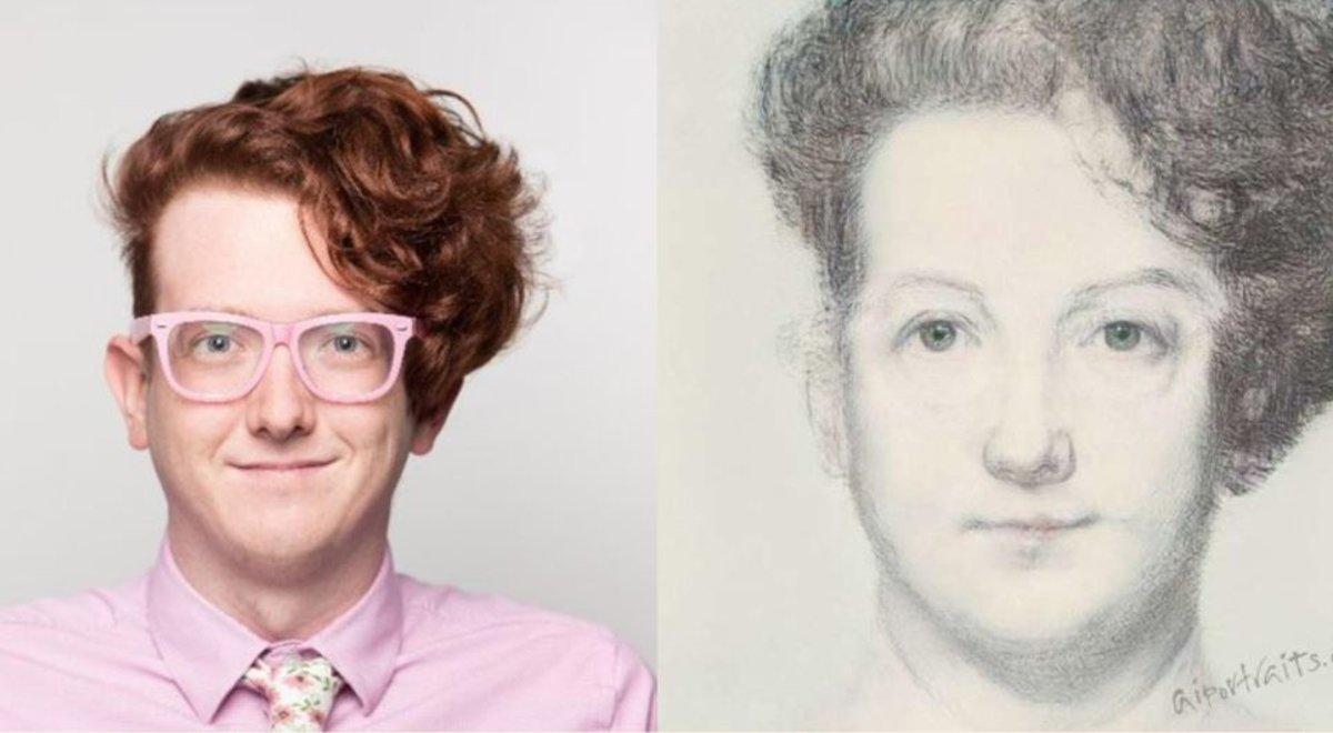 AI Portraits, la página que convierte tu retrato en una obra de arte