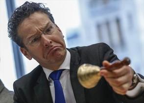 El presidente del Eurogrupo, Jeroen Dijsselbloem, en una foto de archivo.