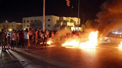 Irak en alerta máxima por una ola de protestas contra el Gobierno