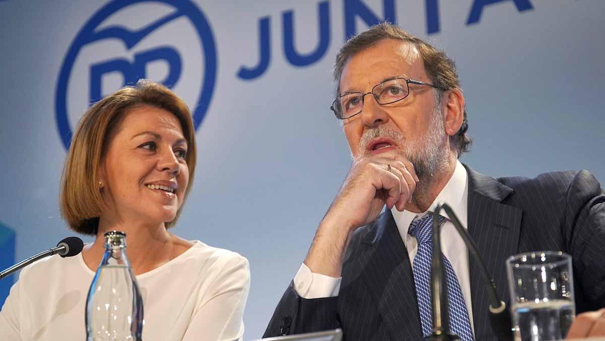 Rajoy también ha pedido un proceso de renovación constructivo.