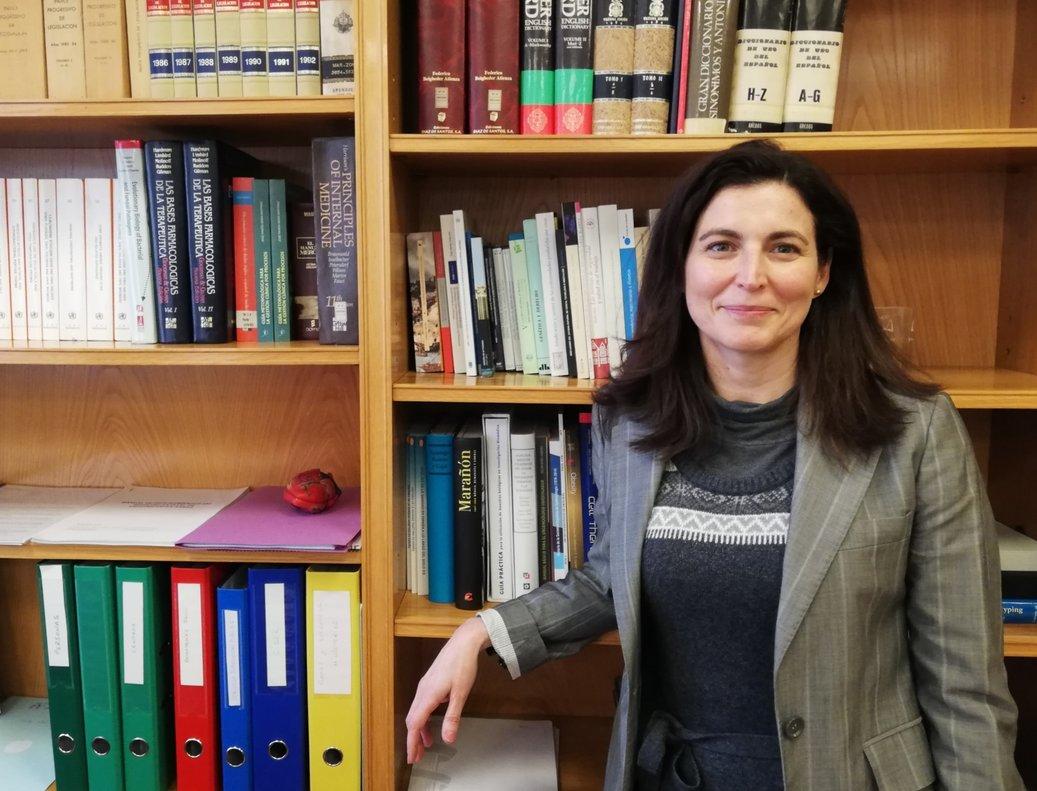 Raquel Yotti, es doctora en Medicina y especialista en cardiología obteniendo el puesto número 10 en la MIR.