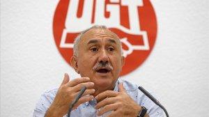 UGT apressa a formar un Govern que derogui la reforma laboral