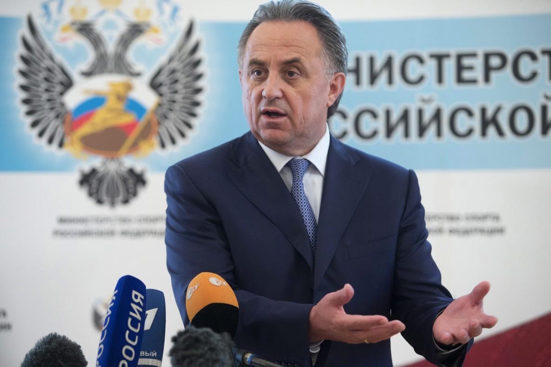 Vitaly Mutko, en una imagen de archivo.