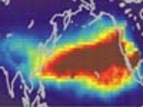 Rutas del ozono.