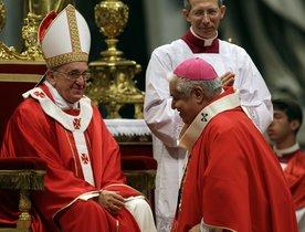 La iglesia católica de México está en medio de crisis por los escándalos sexuales. FotoGregorio Borgia