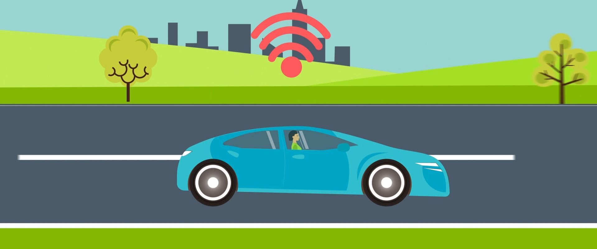 Las tecnologías digitales se alían con la seguridad vial