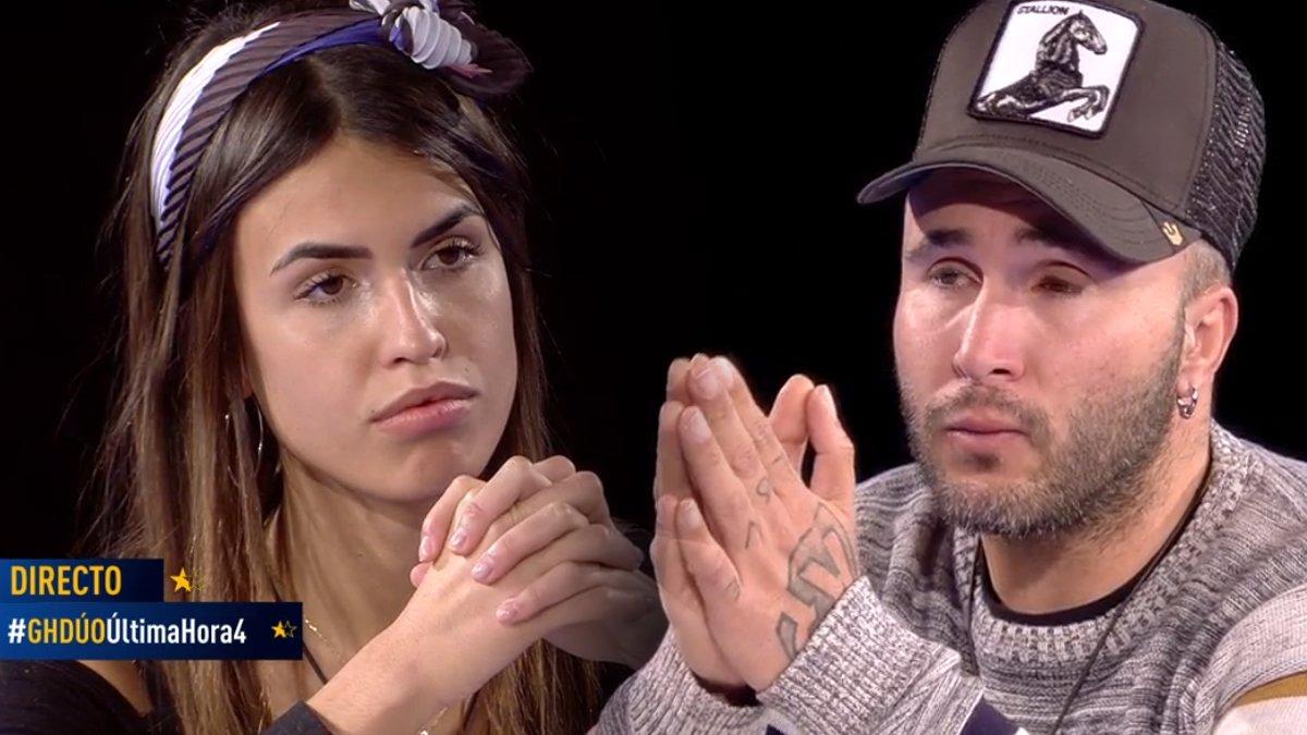 """Cara a cara entre Sofía y Kiko en 'GH Dúo': """"¿Por qué te ensañas conmigo y no con Ylenia?"""""""
