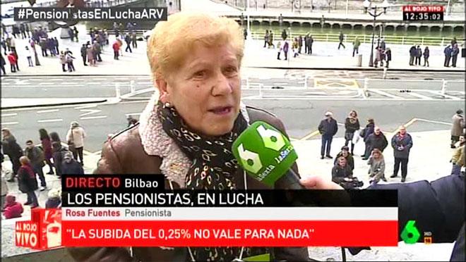 Las pensiones y el perro de Rajoy