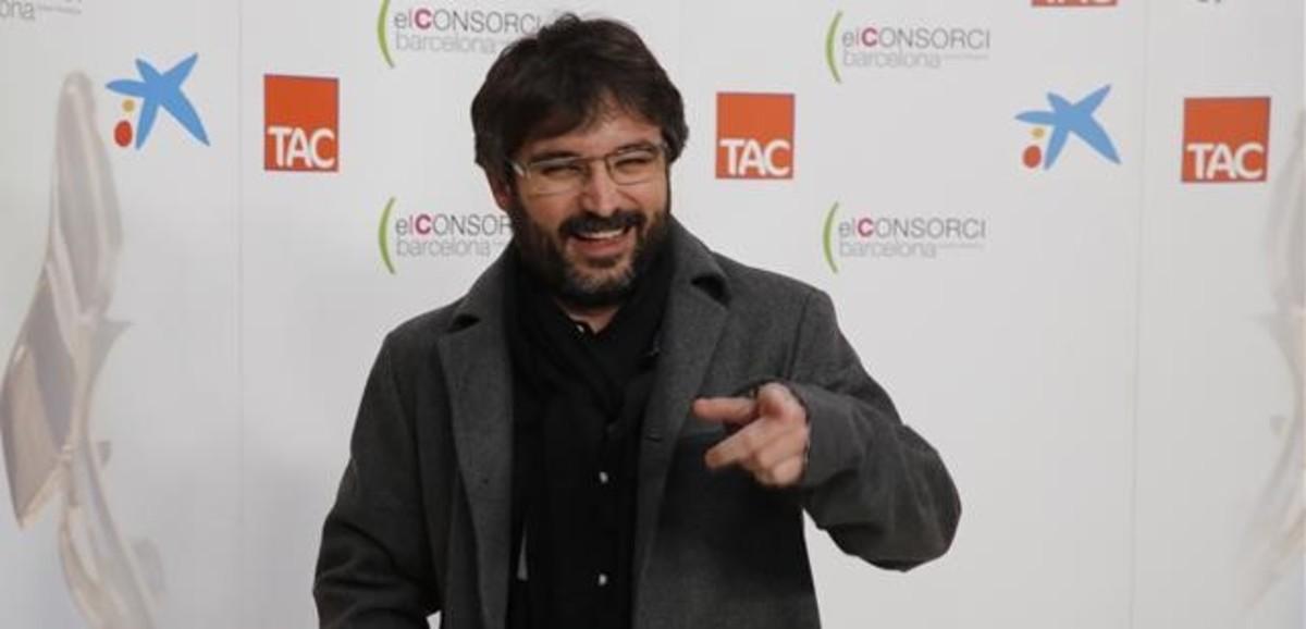 Jordi Évole, en los PremiosZapping.