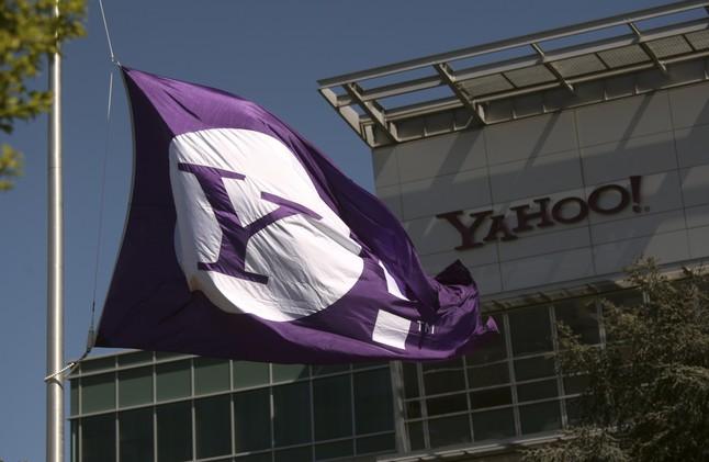 Sede social de Yahoo en Sunnyvale, California (EEUU)